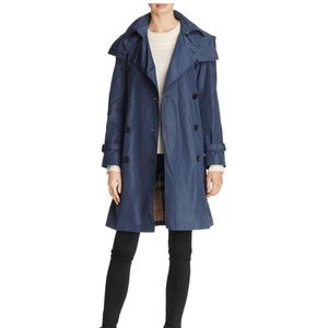 new Burberry Amberford Hooded Trench Coat